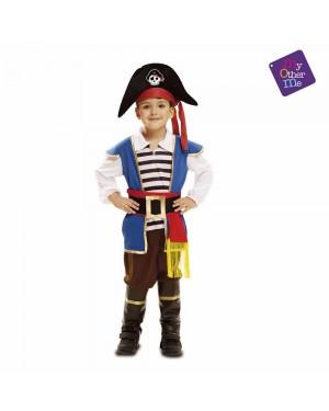 Costume Piccolo Pirata Jake per Carnevale | La Casa di Carnevale