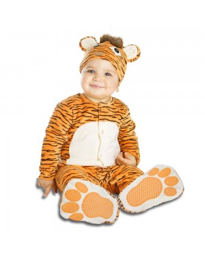 Costume Piccolo Tigre Bimbi per Carnevale | La Casa di Carnevale