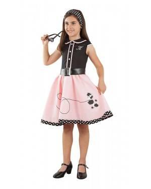 Costume da Pink Lady Bambina per Carnevale | La Casa di Carnevale