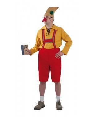 Costume da Pinocchio Adulto