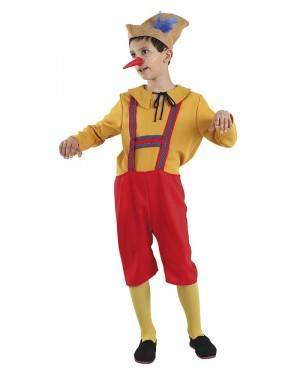 Costume da Pinocchio Bambino
