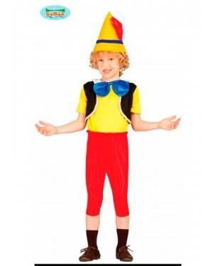 Costume Pinocchio / Burattino Bambino