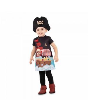 Costume Pirata Bambina per Carnevale | La Casa di Carnevale