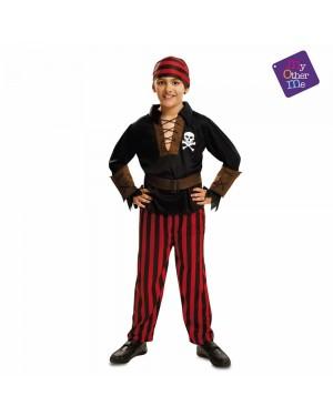 Costume Pirata Bandana Bambino per Carnevale | La Casa di Carnevale