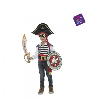 Costume Pirata Jake Bambini per Carnevale | La Casa di Carnevale