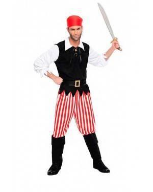 Costume Pirata Nero per Carnevale | La Casa di Carnevale