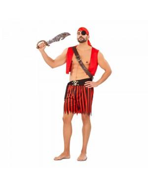 Costume  Pirata Sexy Uomo per Carnevale | La Casa di Carnevale