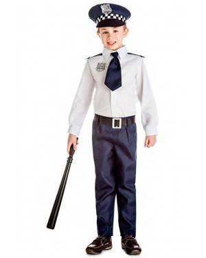 Costume Polizia Bambino per Carnevale   La Casa di Carnevale