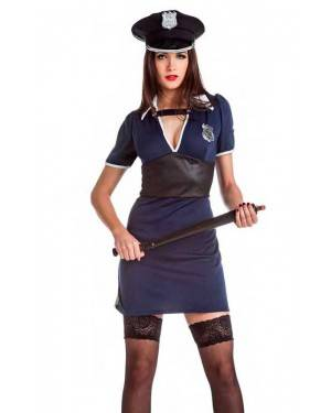 Costume Polizia Sexy Tg. M/L