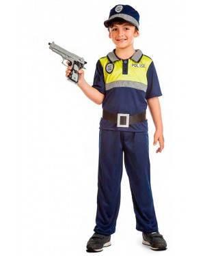 Costume Poliziotto per Carnevale | La Casa di Carnevale