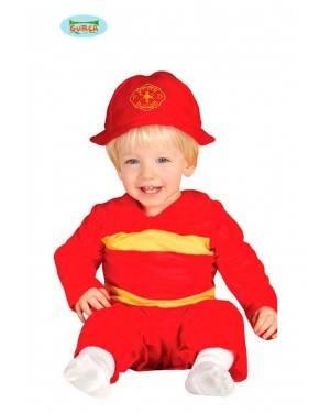 Costume Pompiere Baby