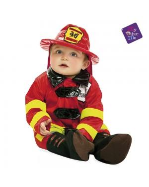 Costume Pompiere Bimibi per Carnevale | La Casa di Carnevale