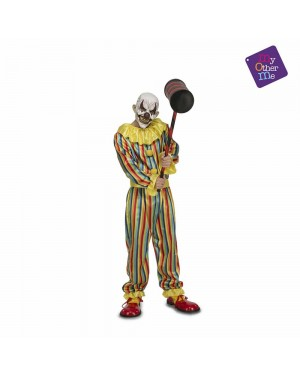 Costume Prank Clown Adulto per Carnevale | La Casa di Carnevale