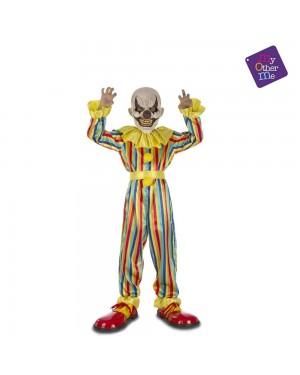 Costume Prank Clown Bambini per Carnevale | La Casa di Carnevale