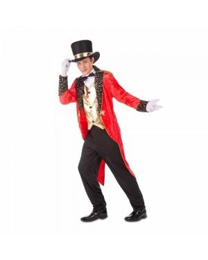 Costume Presentatore Circo per Carnevale | La Casa di Carnevale