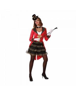 Costume Presentatore Circo Donna per Carnevale | La Casa di Carnevale