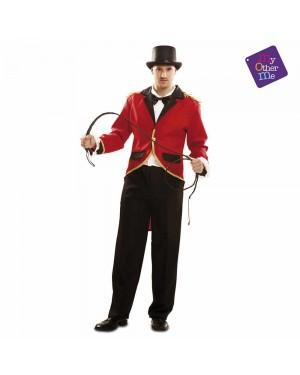 Costume Presentatore Circo M/L per Carnevale | La Casa di Carnevale