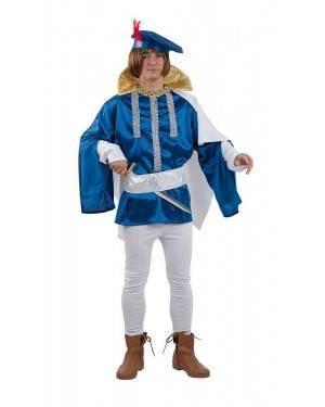 Costume da Principe Azzurro Adulto per Carnevale | La Casa di Carnevale