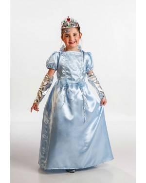 Costume Principessa Azzurra T. 5 a 7 Anni