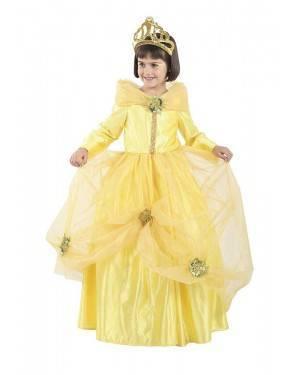Costume da Principessa Bella Bambina