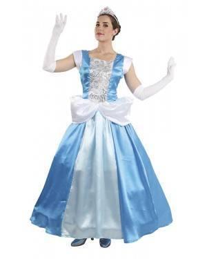 Costume da Principessa Cenerentola Donna per Carnevale | La Casa di Carnevale