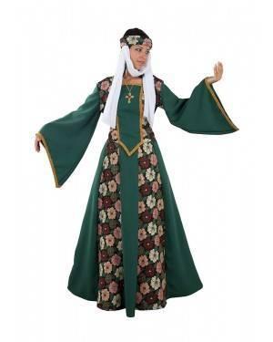 Costume da Principessa Medievale Adulto per Carnevale | La Casa di Carnevale