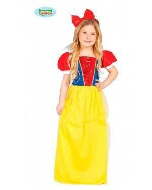 Costume Principessa Neve Bambina