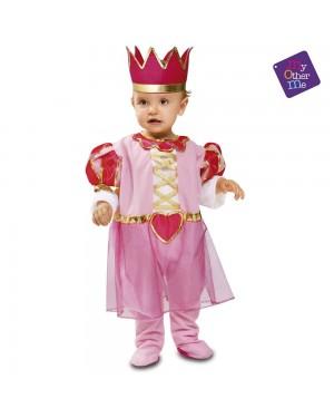 Costume Principessa Rosa Bimba per Carnevale | La Casa di Carnevale