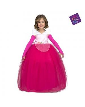Costume Principessa Tutú Rosa Bambina per Carnevale | La Casa di Carnevale