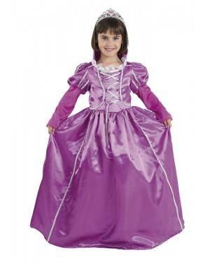 Costume da Principessa Viola Bimba per Carnevale | La Casa di Carnevale