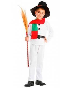 Costume Pupazzo di Neve per Carnevale | La Casa di Carnevale