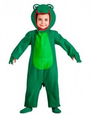 Costume Ranocchio Tg. 5-6 Anni