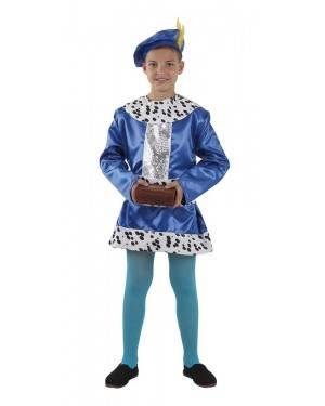 Costume da Re Magio Baldassarre Bambino