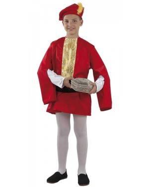 Costume da Re Magio Gaspare Bambino