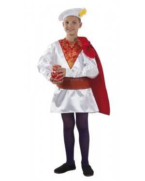 Costume da Re Magio Melchiorre Bambino