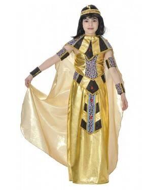 Costume da Regina Del Nilo Egiziana Bambina per Carnevale | La Casa di Carnevale