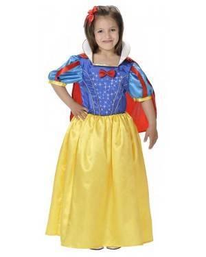 Costume da Regina Delle Nevi Bambina per Carnevale | La Casa di Carnevale