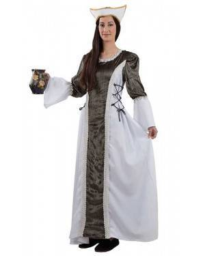 Costume da Regina Medievale