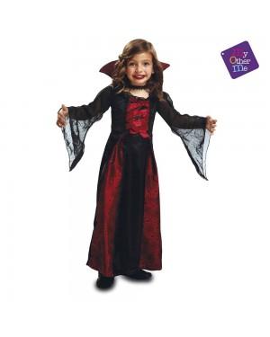 Costume Regina Vampira Bambina per Carnevale | La Casa di Carnevale