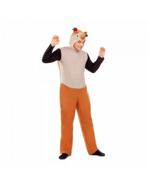 Costume Riccio Adulto per Carnevale | La Casa di Carnevale