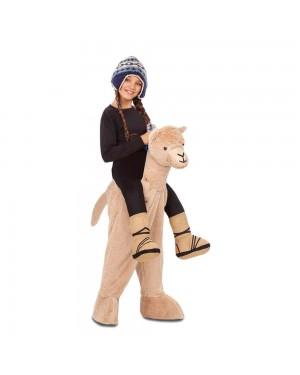 Costume Ride-On Alpaca 7-9 Anni per Carnevale | La Casa di Carnevale