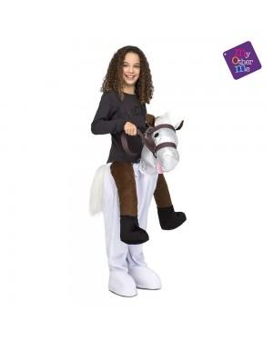 Costume Ride-On Cavallo Bambini per Carnevale | La Casa di Carnevale