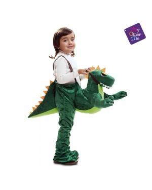 Costume Ride-On Dinosauro Bambini per Carnevale | La Casa di Carnevale