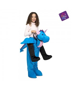 Costume Ride-On Drago Bambini per Carnevale | La Casa di Carnevale