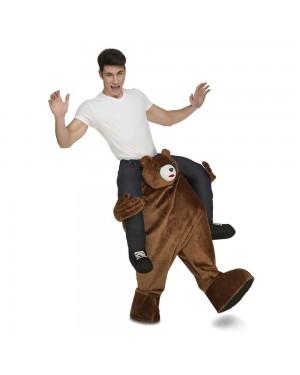 Costume Ride-On Orso M/L per Carnevale | La Casa di Carnevale