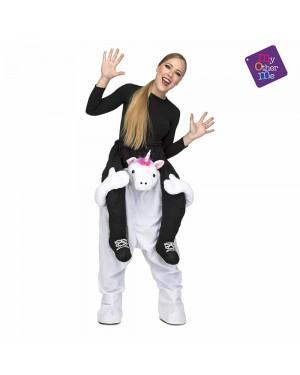 Costume Ride-On Unicorno M/L per Carnevale | La Casa di Carnevale