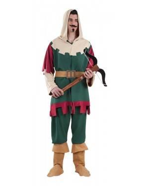 Costume da Robin Hood Uomo
