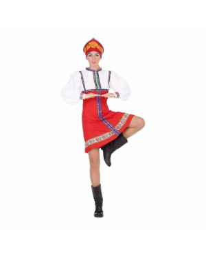 Costume Russa M/L per Carnevale | La Casa di Carnevale