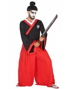Costume Samurai Adulto per Carnevale   La Casa di Carnevale