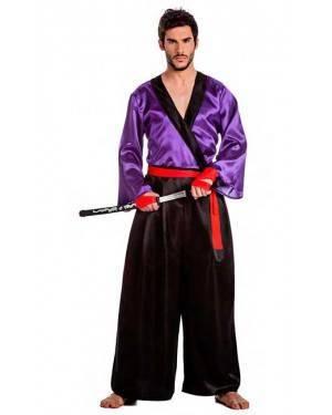 Costume Samurai Taglia S per Carnevale